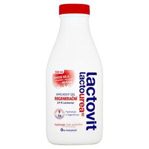 Lactovit Lactourea10 regenerační sprchový gel 500ml Albert