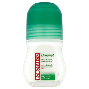 Borotalco Original antiperspirant deodorant 50ml TOP drogerie