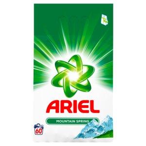 Ariel Prací Prášek 60 dávek, vybrané druhy