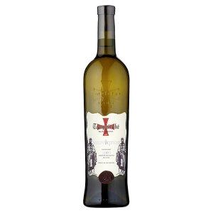 Templářské Sklepy Čejkovice Sauvignon ročníkové odrůdové jakostní bílé suché víno 0,75l