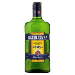 Becherovka Original Bylinný likér 35cl v akci