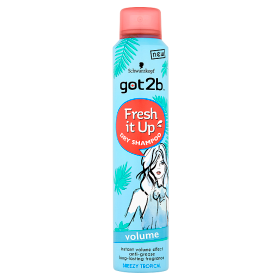 got2b Fresh it Up suchý šampon 200ml