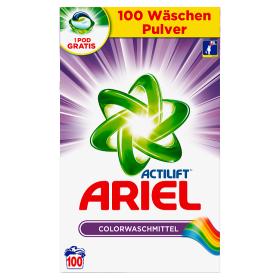 Ariel Prací Prášek Odstraňovač Skvrn 100 dávek, vybrané druhy