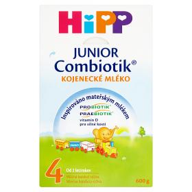 HiPP Combiotik Junior 4 kojenecké mléko od 2 let 600g Tesco