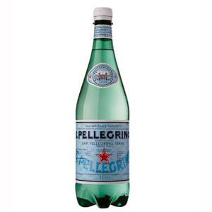 S.Pellegrino Přírodní minerální voda sycená 1l