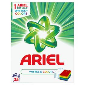 Ariel Prací Prášek 35 dávek, vybrané druhy