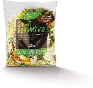 Salát rodinný mix 500g