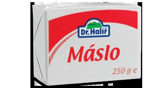 Dr.Halíř máslo 250g