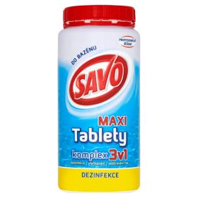 Savo chlorové tablety komplex 3v1 1,4kg