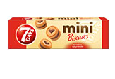 7 Days Mini Sandwitch Biscuits 100g, vybrané druhy
