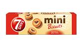 7 Days Mini Sandwitch Biscuits 100g, vybrané druhy