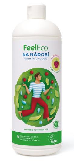 Feel eco prostředek na nádobí a ovoce 1l ROSSMANN