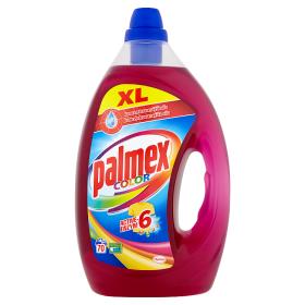Palmex prací gel 70 dávek, vybrané druhy