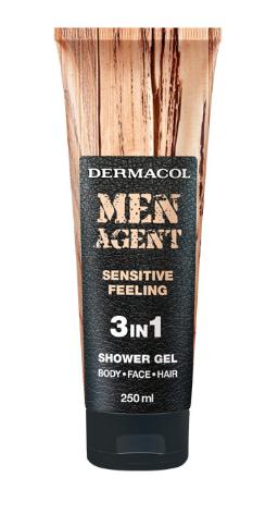 Dermacol Men Agent sprchový gel 250 ml, vybrané druhy Albert