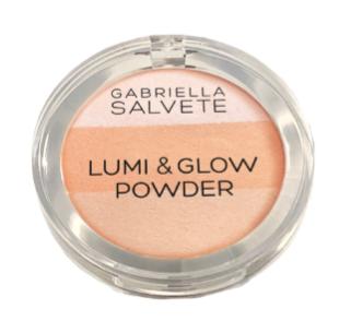 Gabriella Salvete Lumi & Glow rozjasňující kompaktní pudr