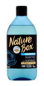 Nature Box šampon na vlasy 385 ml, vybrané druhy Teta drogerie