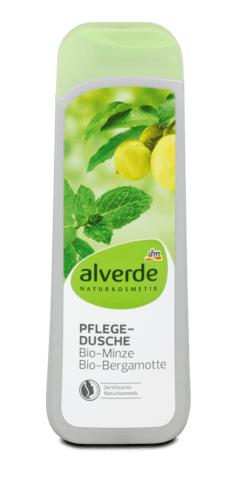 Alverde sprchový gel 250 ml, vybrané druhy dm drogerie markt
