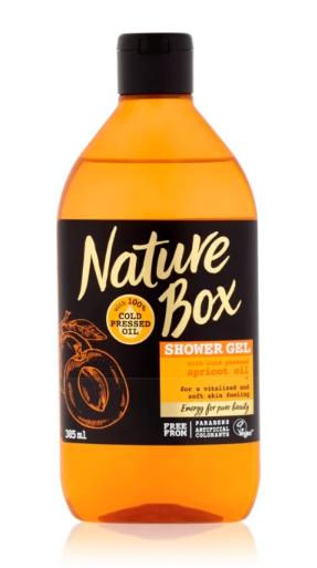Nature Box sprchový gel 385 ml, vybrané druhy
