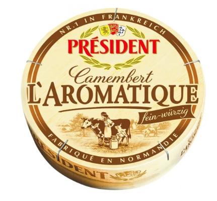 Président Camembert L´Aromatique 250 g