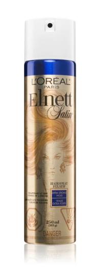 L'Oréal Paris Elnett Satin lak na vlasy 250ml ROSSMANN