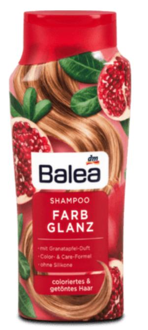 Balea šampon 300ml, vybrané druhy dm drogerie markt