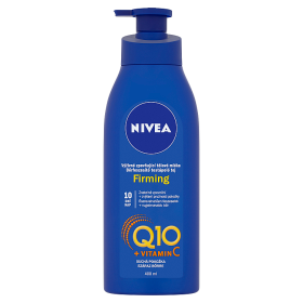 Nivea Zpevňující tělové mléko Q10 Energy+ 400ml