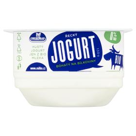 Milko Bio řecký jogurt 130g