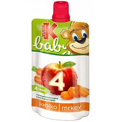 Kubík baby ovocný příkrm 120 g, vybrané druhy