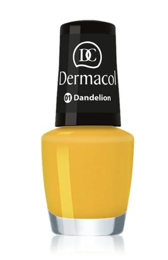 Dermacol mini lak na nehty, vybrané druhy ROSSMANN