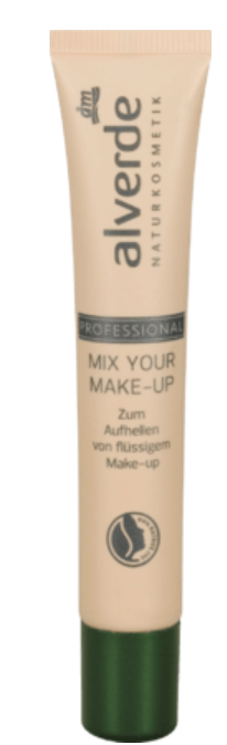 Alverde Mix make-up, vybrané druhy dm drogerie markt