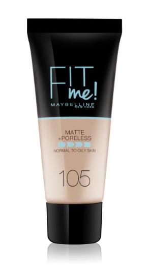 Maybelline Fit Me! make-up Teta drogerie