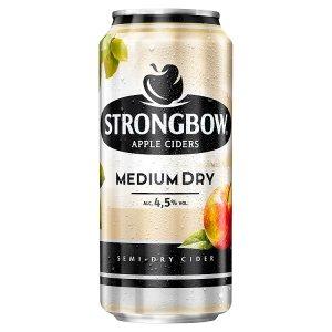 Strongbow cider Medium Dry 440ml