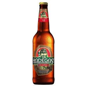 Radegast Ryze hořká 12 pivo světlý ležák 0,5l