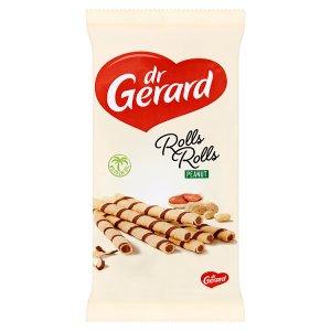 dr Gerard Rolls Rolls oplatkové trubičky s arašídovou náplní 160g