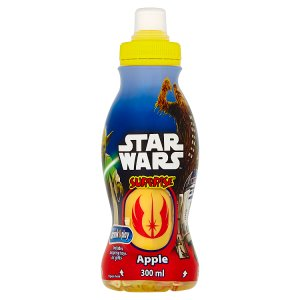 Surprise Drinks Star Wars ovocný nápoj 300ml