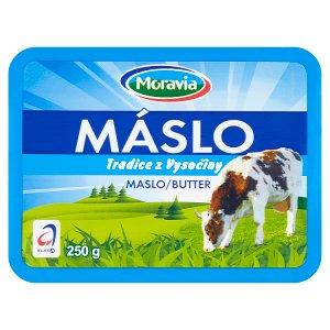 Moravia Máslo 250g