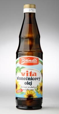 Brändle Vita slunečnicový olej
