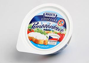 Madeta Jihočeské pomazánkové máslo