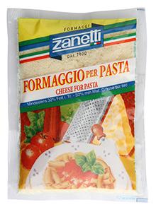 Zanetti Formaggio per Pasta dehydrovaný sýr