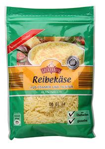 Leckerrom Směs strouh. sýrů 42%