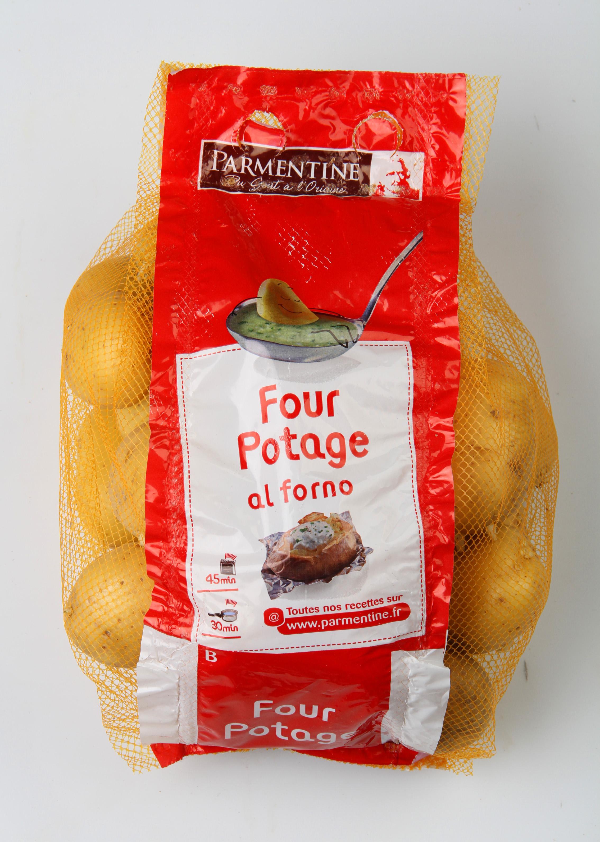 Parmentine odrůda Agata