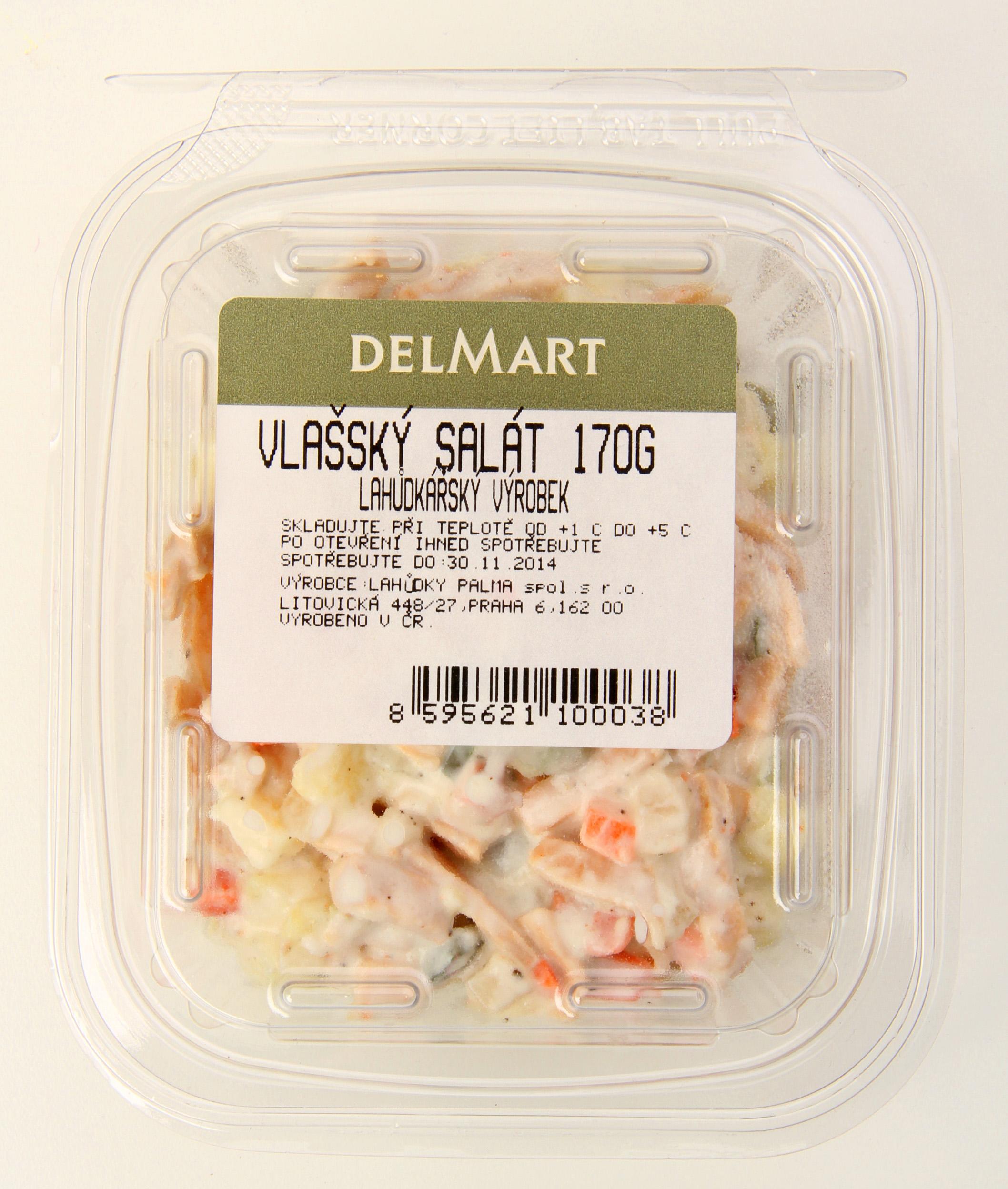 Delmart Vlašský salát