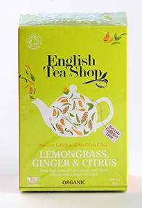 English Tea Shop Ginger & Citrus