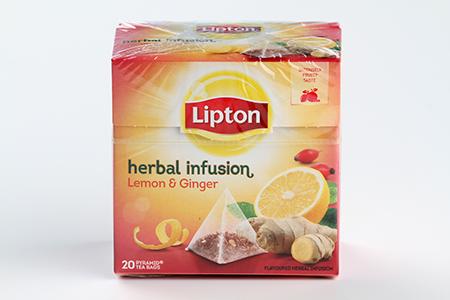 Lipton Lemon & Ginger