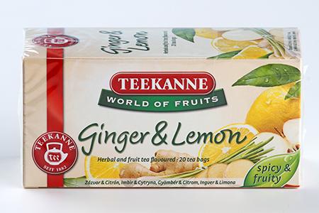 Teekane Ginger & Lemon