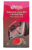 LifeFood Bio zeleninové chipsy