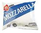 ah basic Mozzarella
