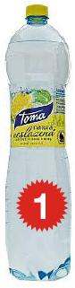 Toma Natura neslaz. s příchutí citronu a máty