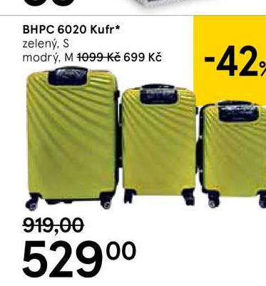 BHPC 6020 Kufr, 1 ks